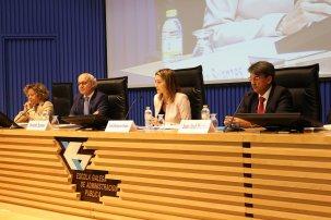 A EGAP analiza nunha xornada o papel da muller no ámbito xudicial